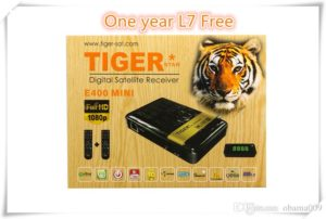 TIGER E400 MINI HD Satellite Receiver Software, Tools - All Receiver