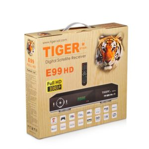 TIGER E99 HD Satellite Receiver Software, Tools - All Receiver Software