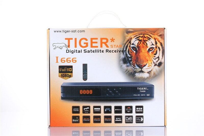 TIGER I 666 HD SATELLITE RECEIVER SOFTWARE, TOOLS - All Receiver