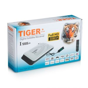TIGER I-555 PLUS HD SATELLITE RECEIVER SOFTWARE, TOOLS - All
