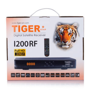 TIGER I200 RF HD SATELLITE RECEIVER SOFTWARE, TOOLS - All Receiver