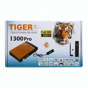 TIGER I 300 PRO HD SATELLITE RECEIVER SOFTWARE, TOOLS - All