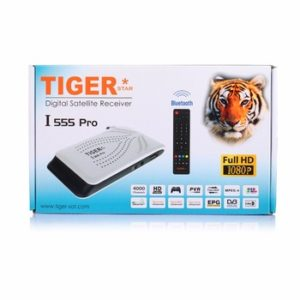 TIGER I-555 PRO HD SATELLITE RECEIVER SOFTWARE, TOOLS - All Receiver