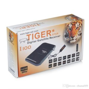 TIGER I100 HD SATELLITE RECEIVER SOFTWARE, TOOLS - All