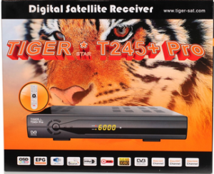 TIGER T245 PLUS PRO HD SATELLITE RECEIVER SOFTWARE, TOOLS