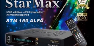 StarMax STM Archives - All Receiver Software