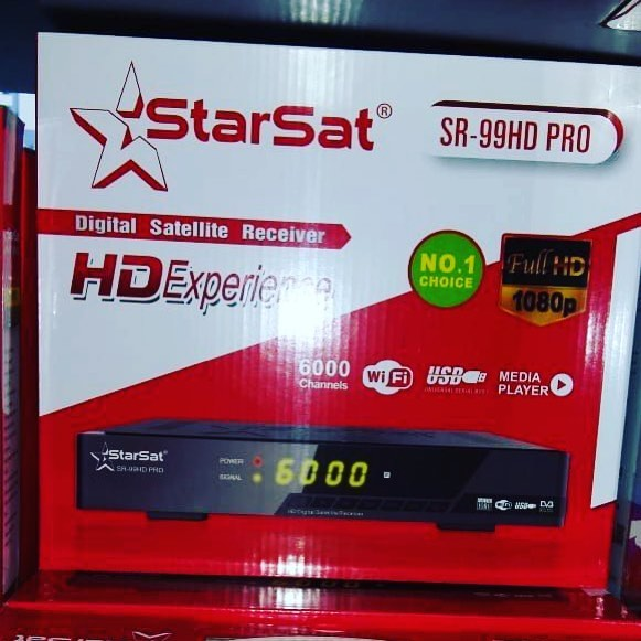 Starsat 99HD-PRO HD Receiver Latest Software - All Receiver Software