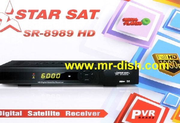 1506 Receiver New Software
