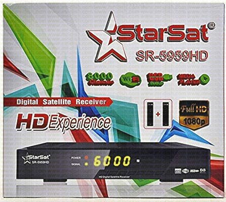 Starsat SR-5959HD New Firmware Update